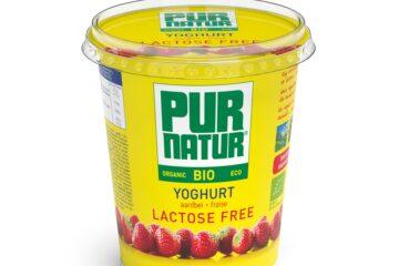 Pur Natur brengt lactosevrije yoghurt op de markt